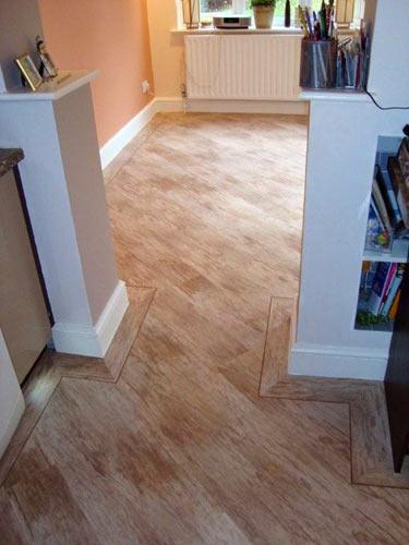 laminate flooring can you tile over laminate flooring